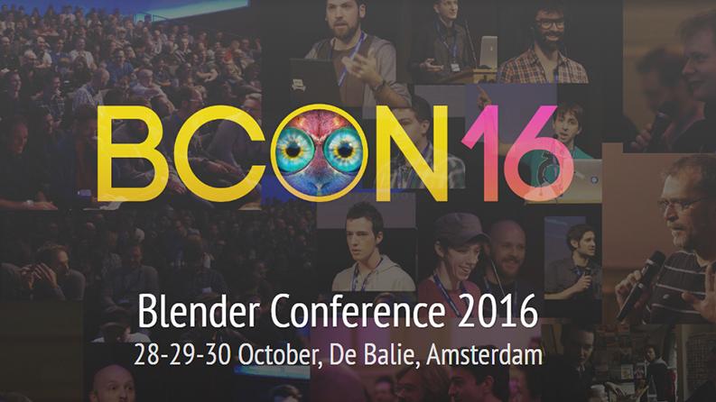 Blenderconference 2016 News Rendering Evolution