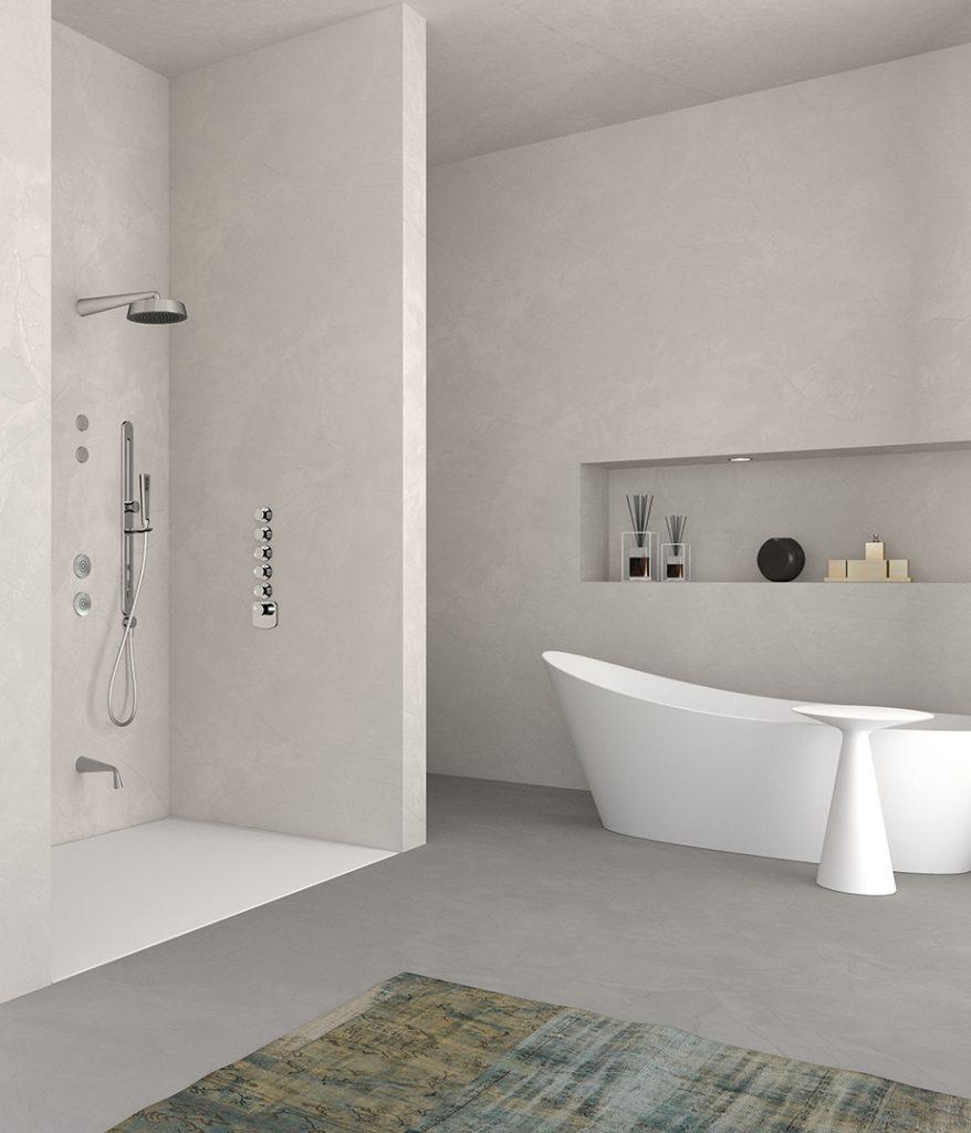 Rendering fotorealistici interni arredo bagno rendering for Arredo bagno 3d