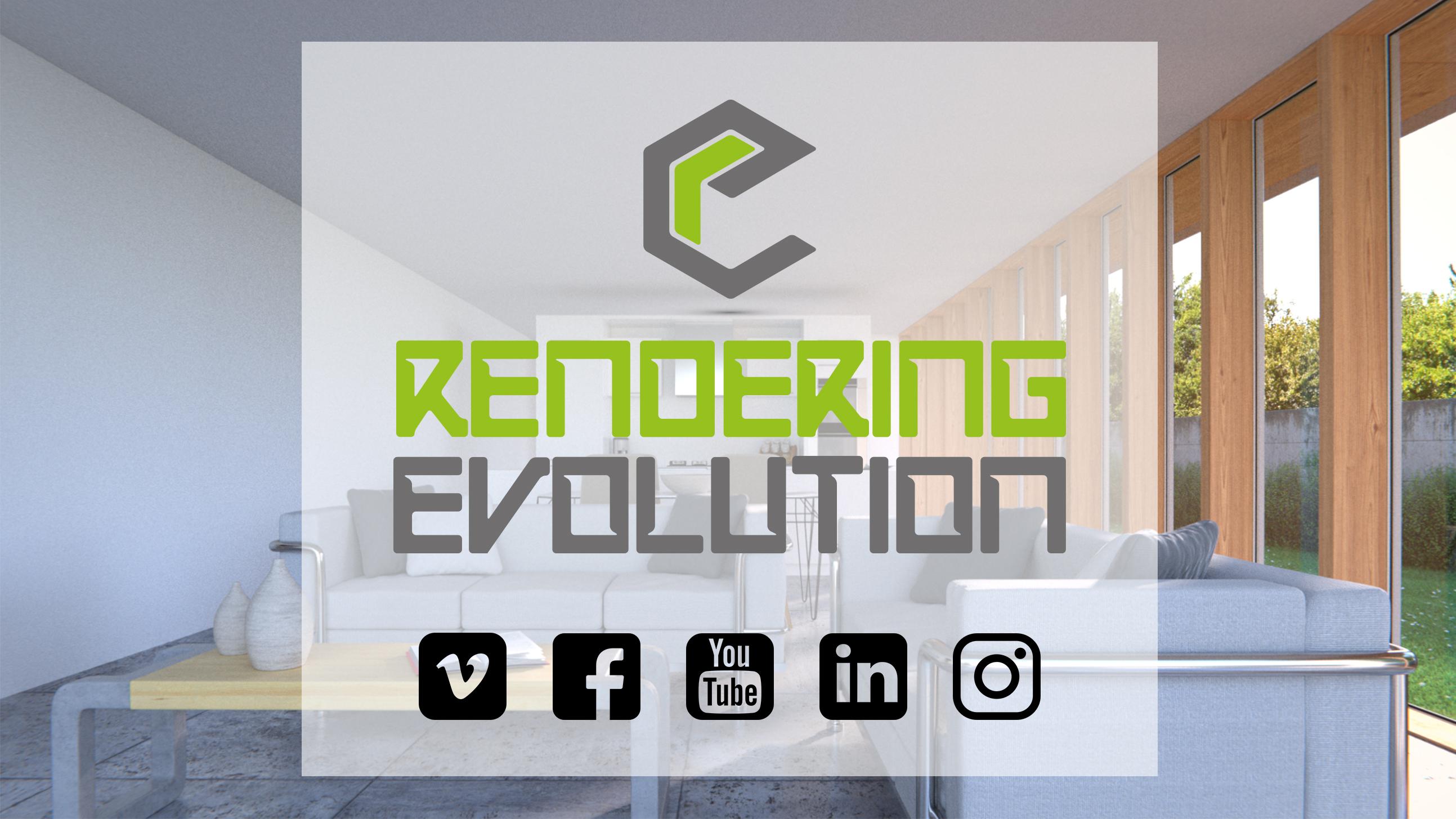 Pagine social Rendering Evolution