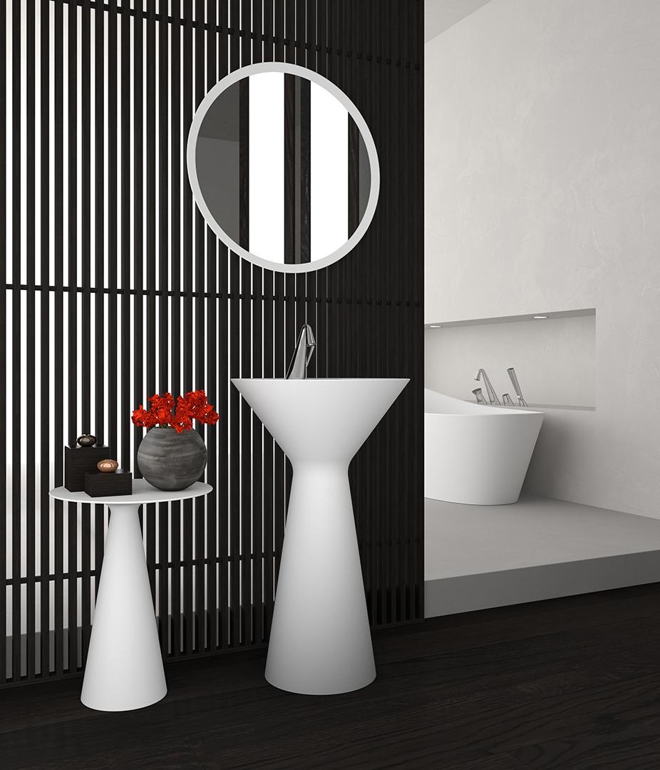 Rendering 3d fotorealistico interno arredo bagno 04 for Arredo bagno 3d