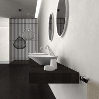 Rendering 3D Fotorealistico Interno Arredo Bagno - Rendering Evolution